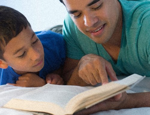 The Bedtime Routine That Boosts Kids' Math Scores