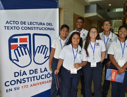 MI-EL participates in the Reading Day of the Dominican Constitution