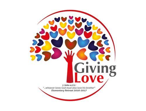MI-EL Elementary Retreat – Giving Love