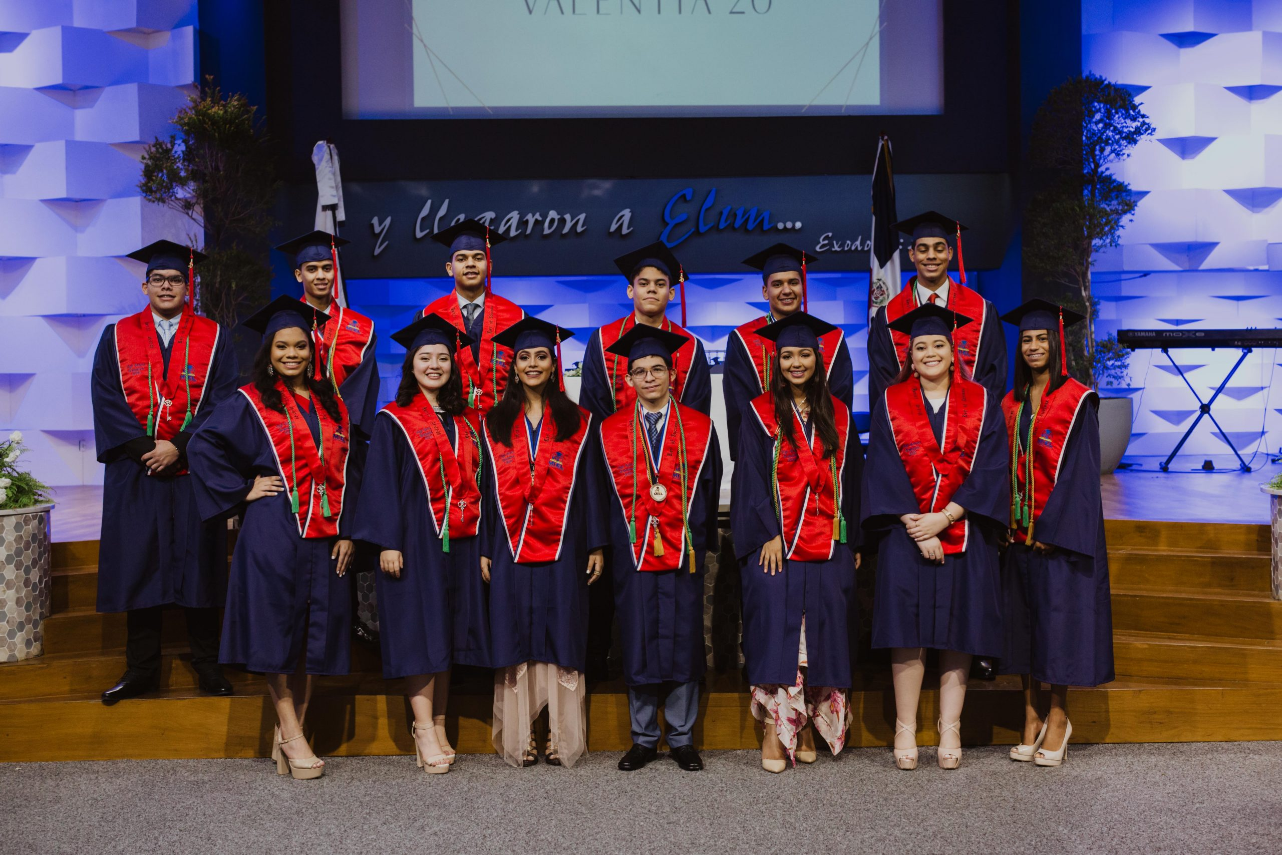 VALENTIA'20 Commencement and Blessing Ceremony